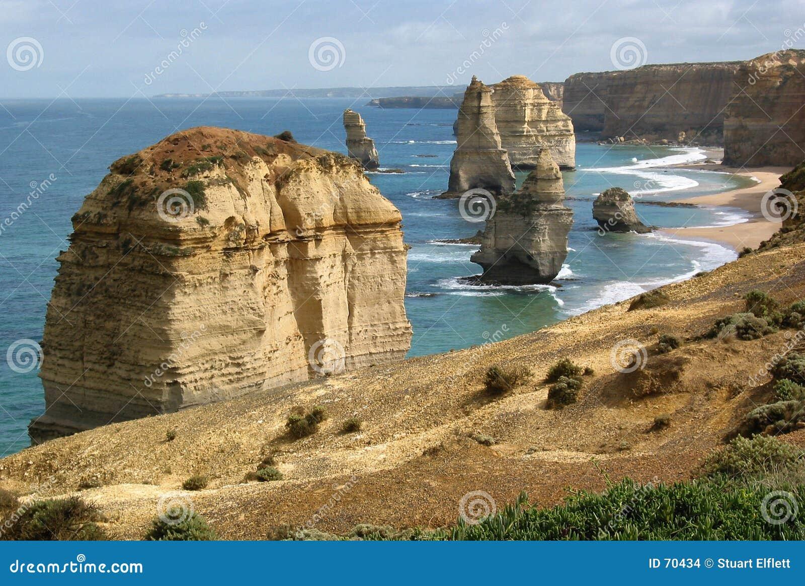 Apostlar Australien tolv