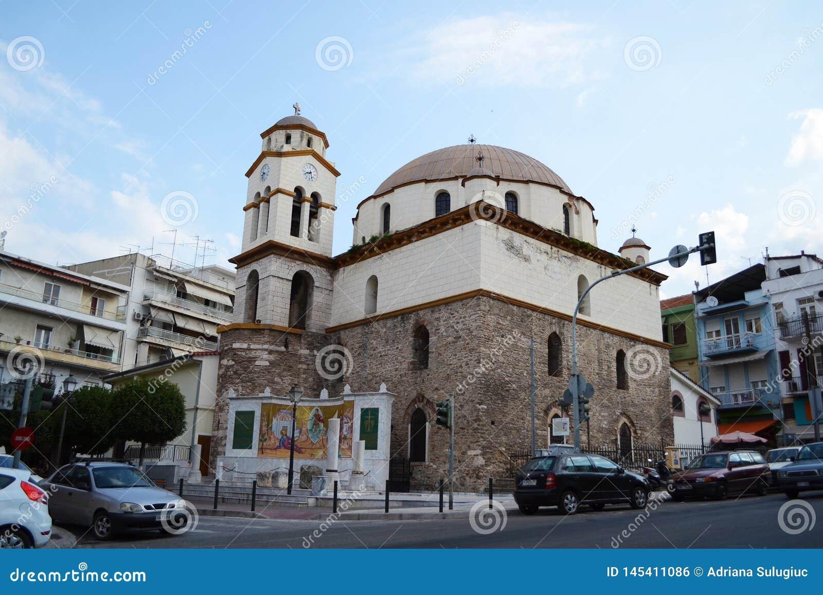 Apostolo Paul - chiesa San Nicola del monumento