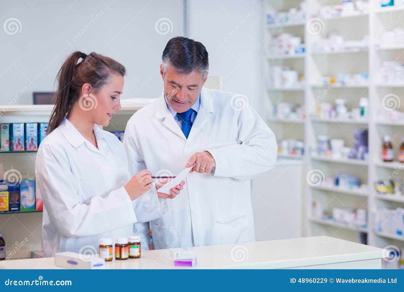 utbildning till apotekare