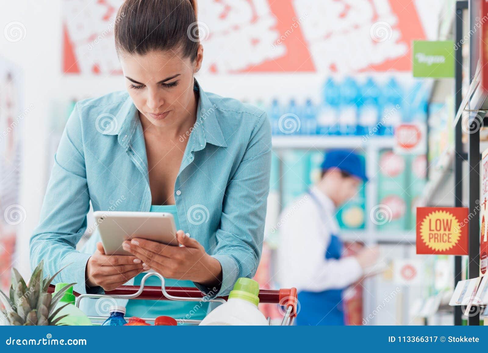 App móvil que hace compras