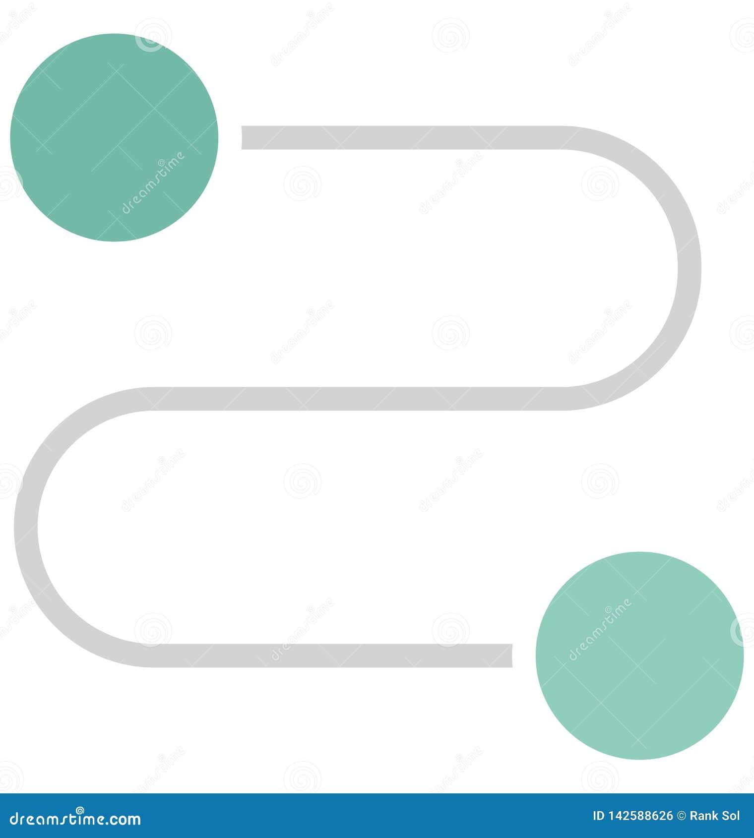 App Odizolowywał Wektorową ikonę która może łatwo redagować lub modyfikować
