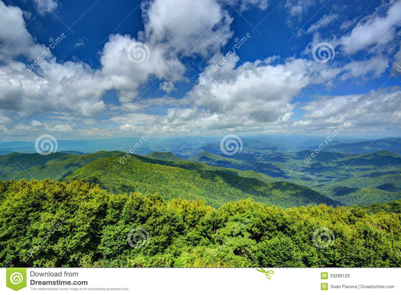Appalachian mountains stock image image of forest nature Usa countryside pictures