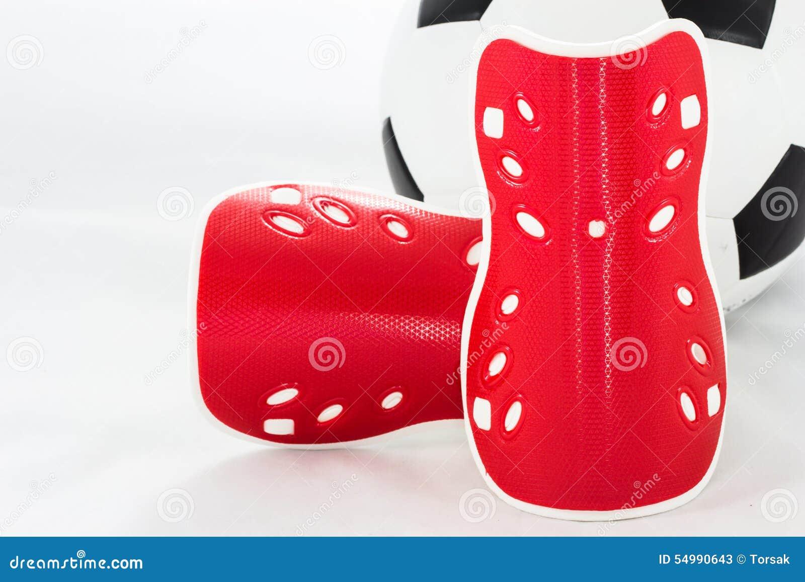 Apparaat wordt gebruikt om toevallige atleet in concurrerend voetbal te verhinderen dat