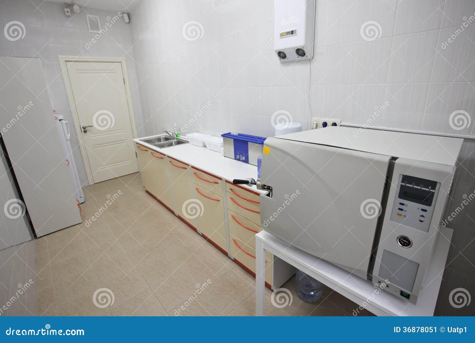 Download Apparato Per La Sterilizzazione Degli Strumenti Medici Immagine Stock - Immagine di gynecology, apparecchiatura: 36878051