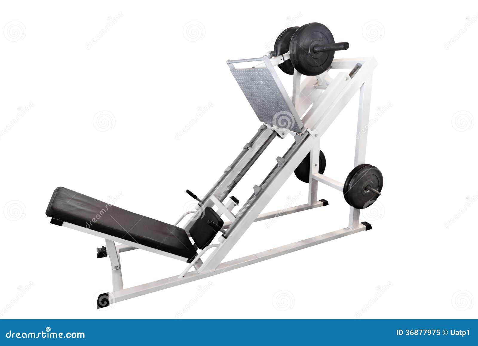 Download Apparecchiatura Della Palestra Immagine Stock - Immagine di addestramento, benessere: 36877975