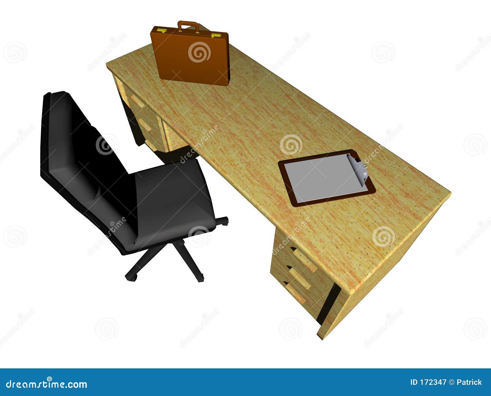 Appareil de bureau.