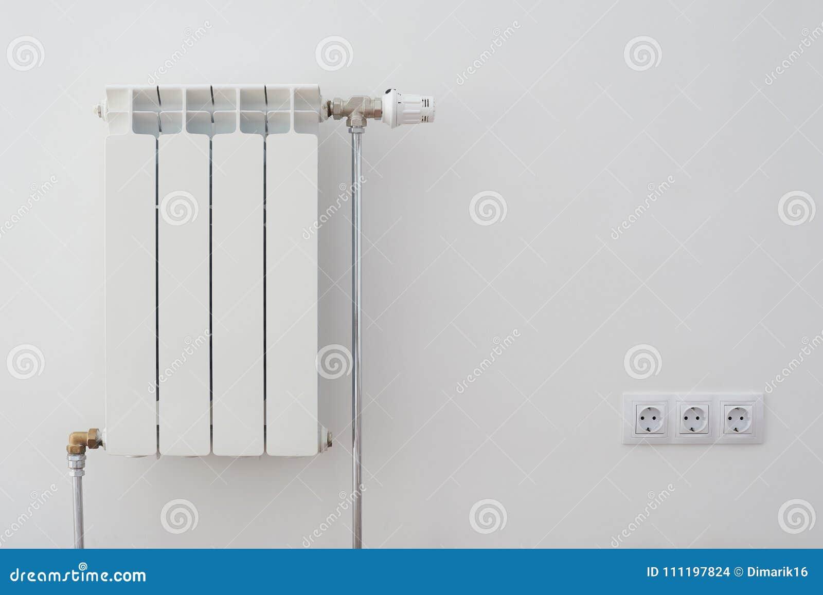 Appareil de chauffage à la maison de radiateur