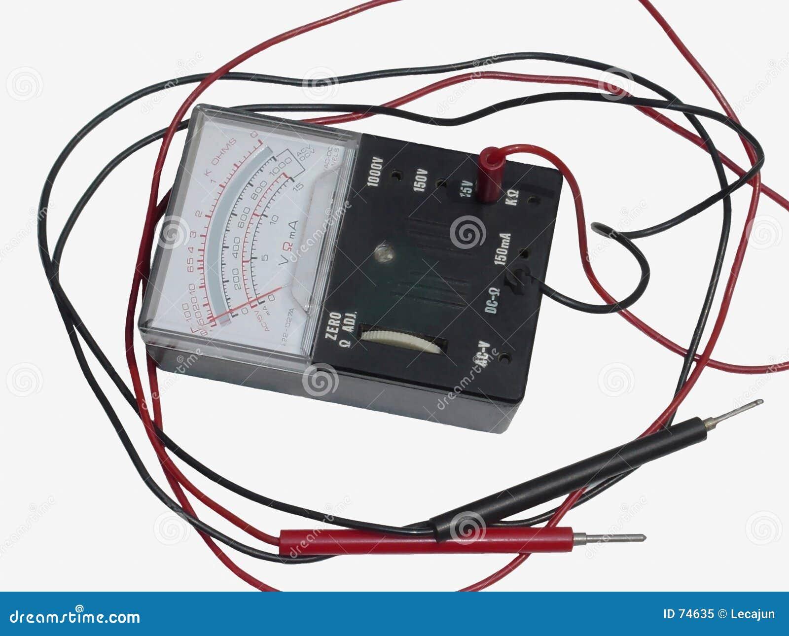 Appareil de contrôle électrique