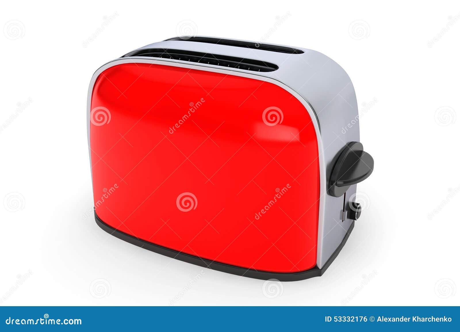 Appareil de cuisine grille pain de rouge de vintage for Appareil de cuisine