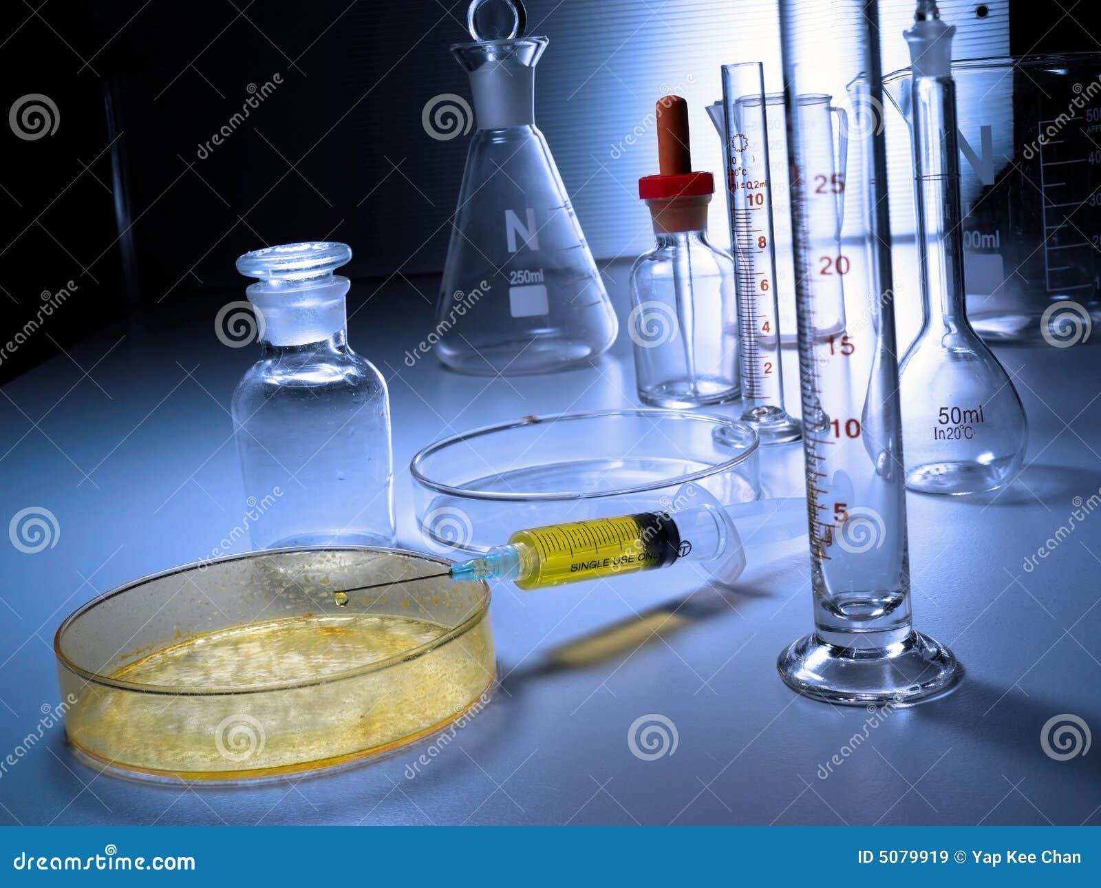 Appareil de laboratoire