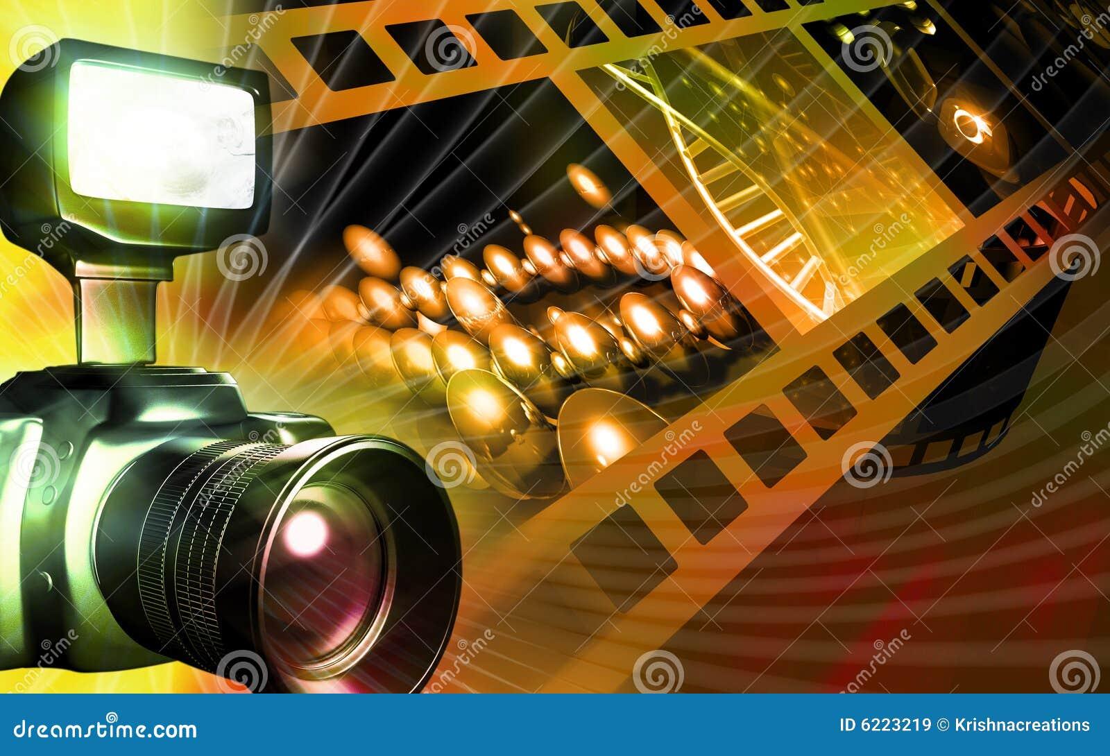Appareil-photo avec flasher de lampe-torche