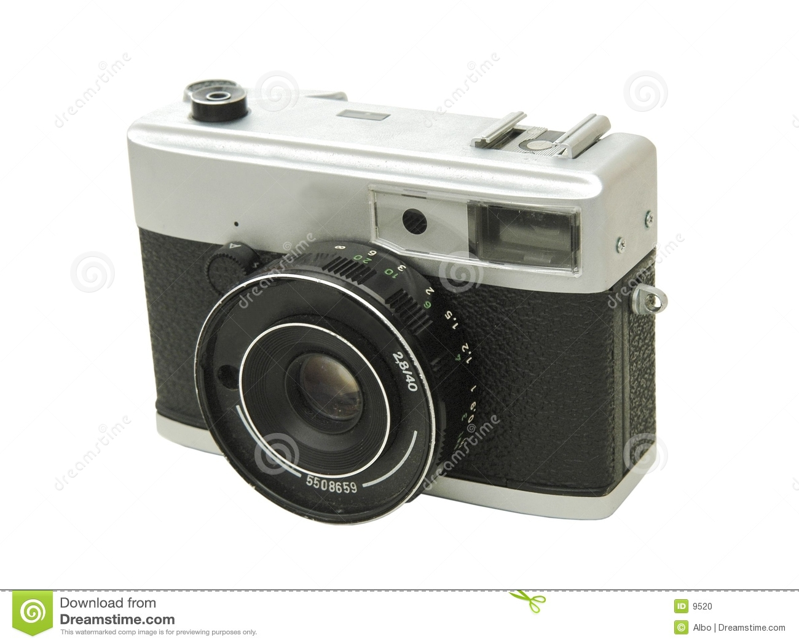 Appareil-photo de 35mm