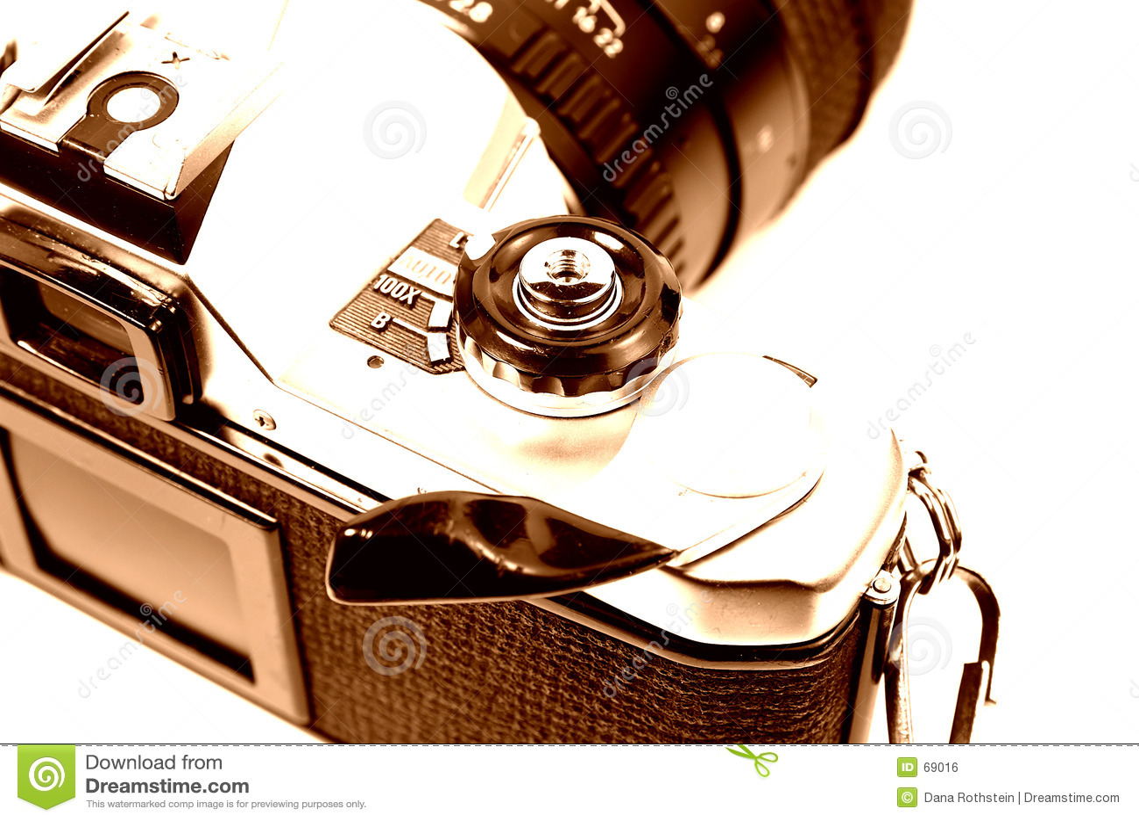 Appareil-photo de film