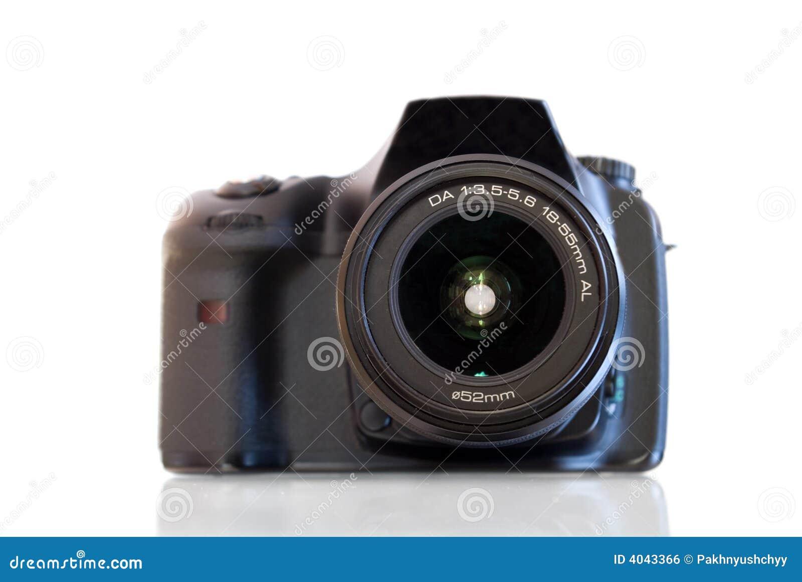 Appareil-photo de photo de Digitals