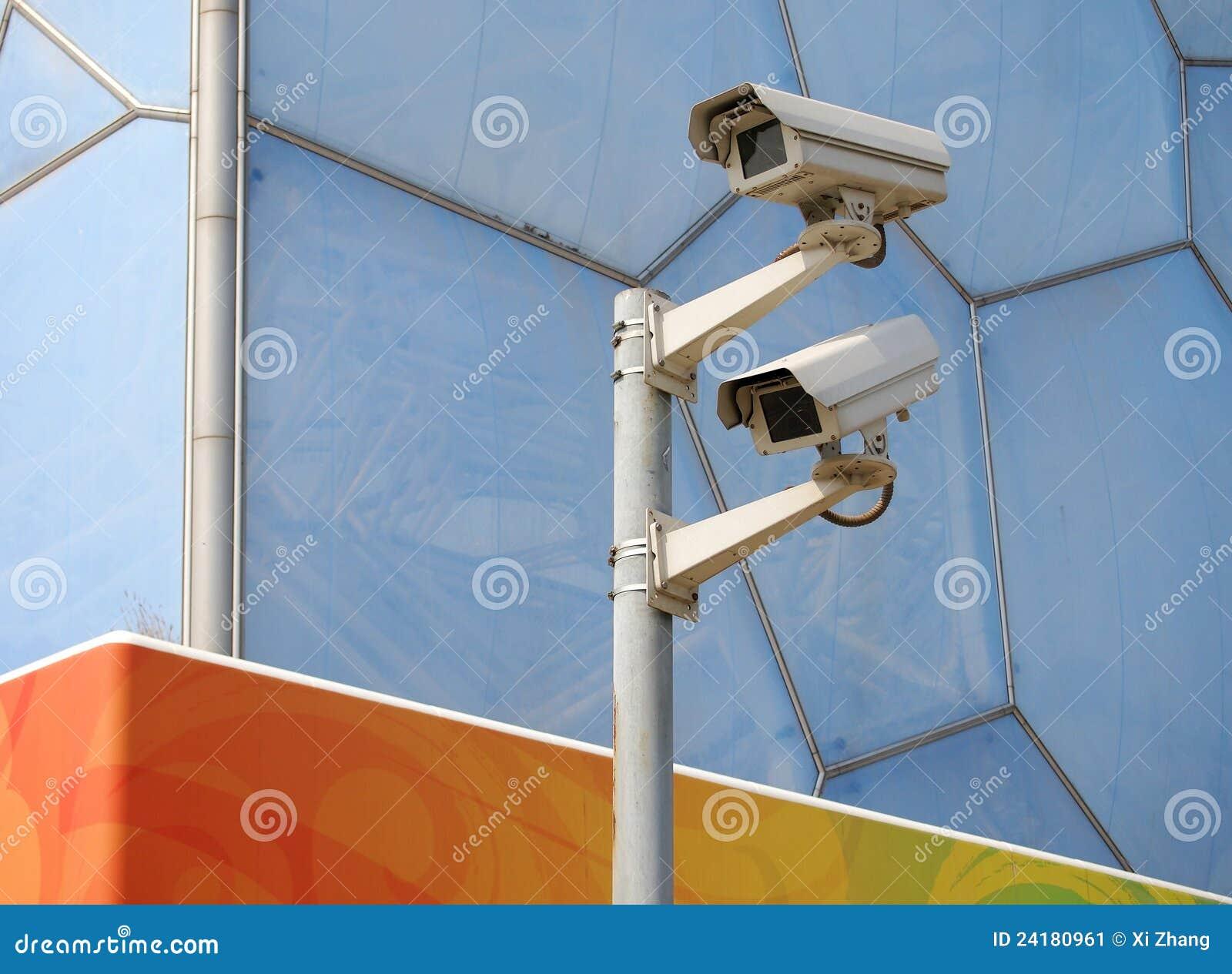 Appareil-photo de télévision en circuit fermé