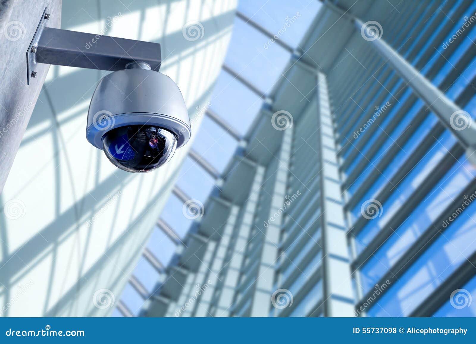 Appareil photo de télévision en circuit fermé de sécurité dans l