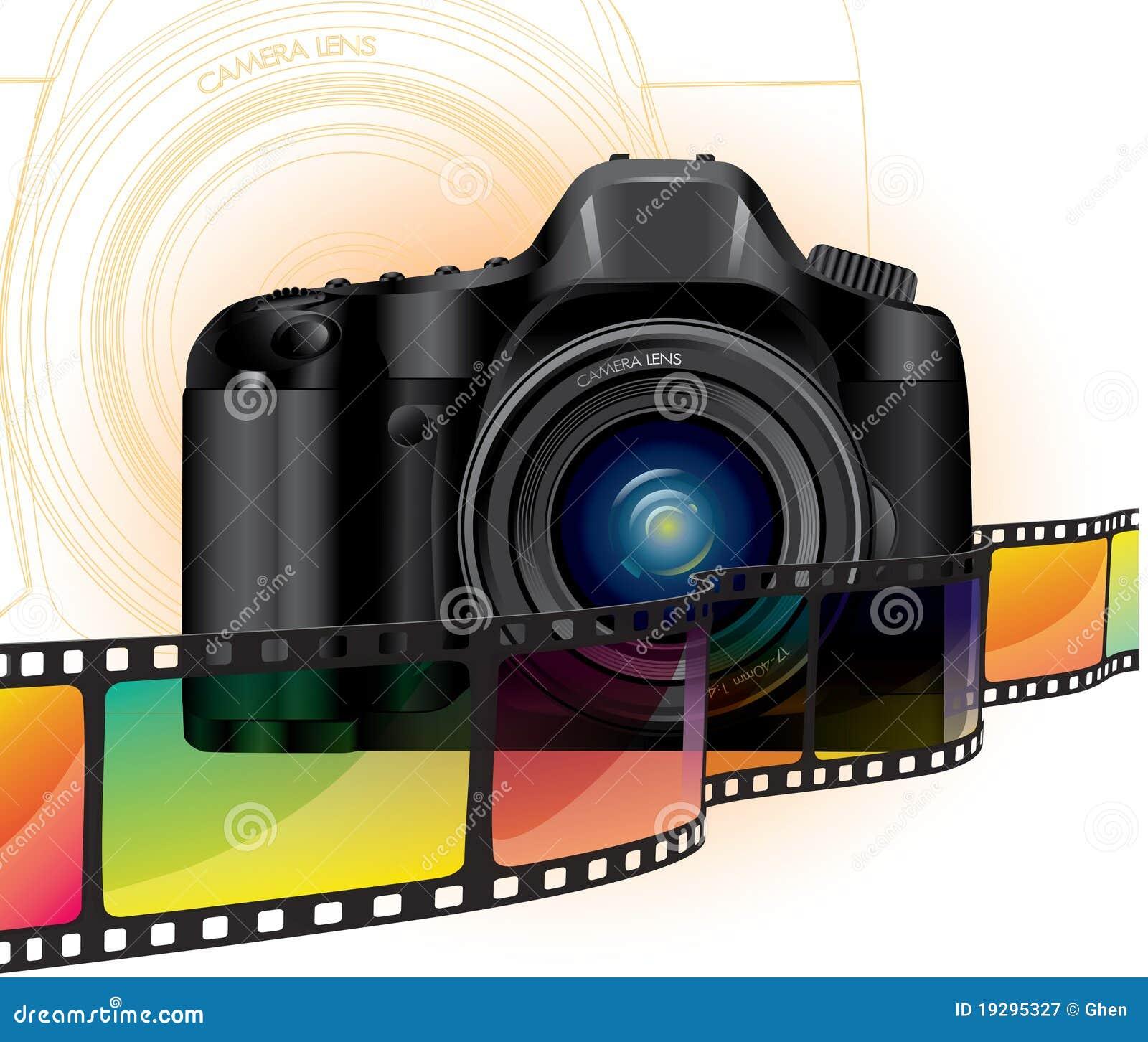 Appareil-photo et film
