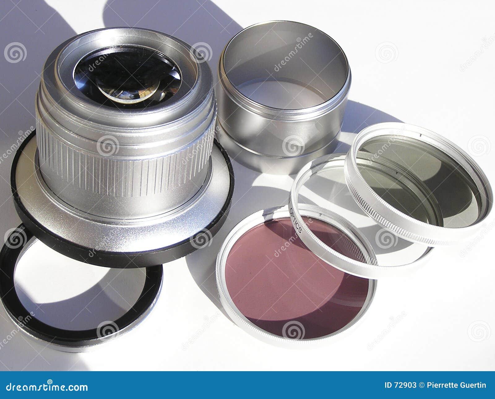 Appareil-photo lens2