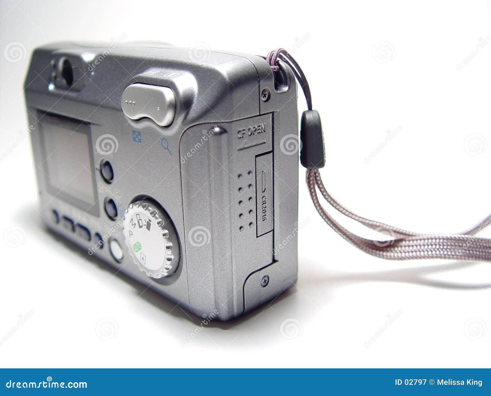 Appareil photo numérique - à pleine vue