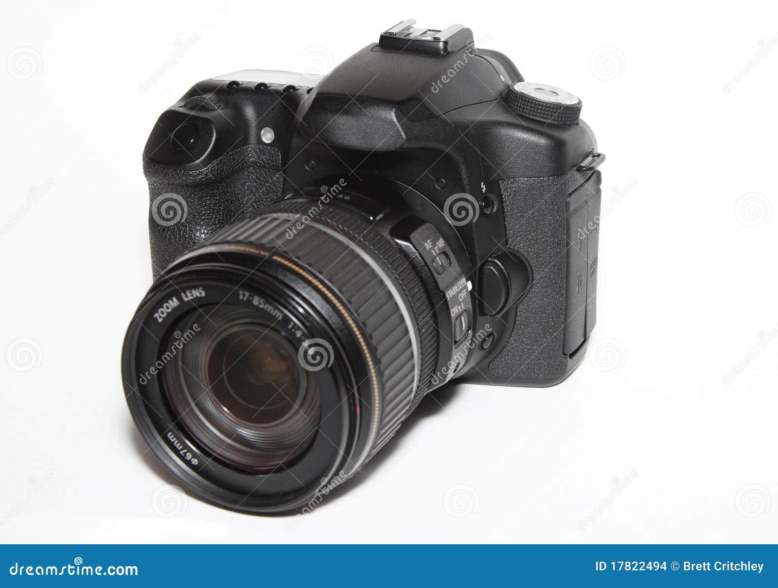 Appareil photo numérique de DSLR