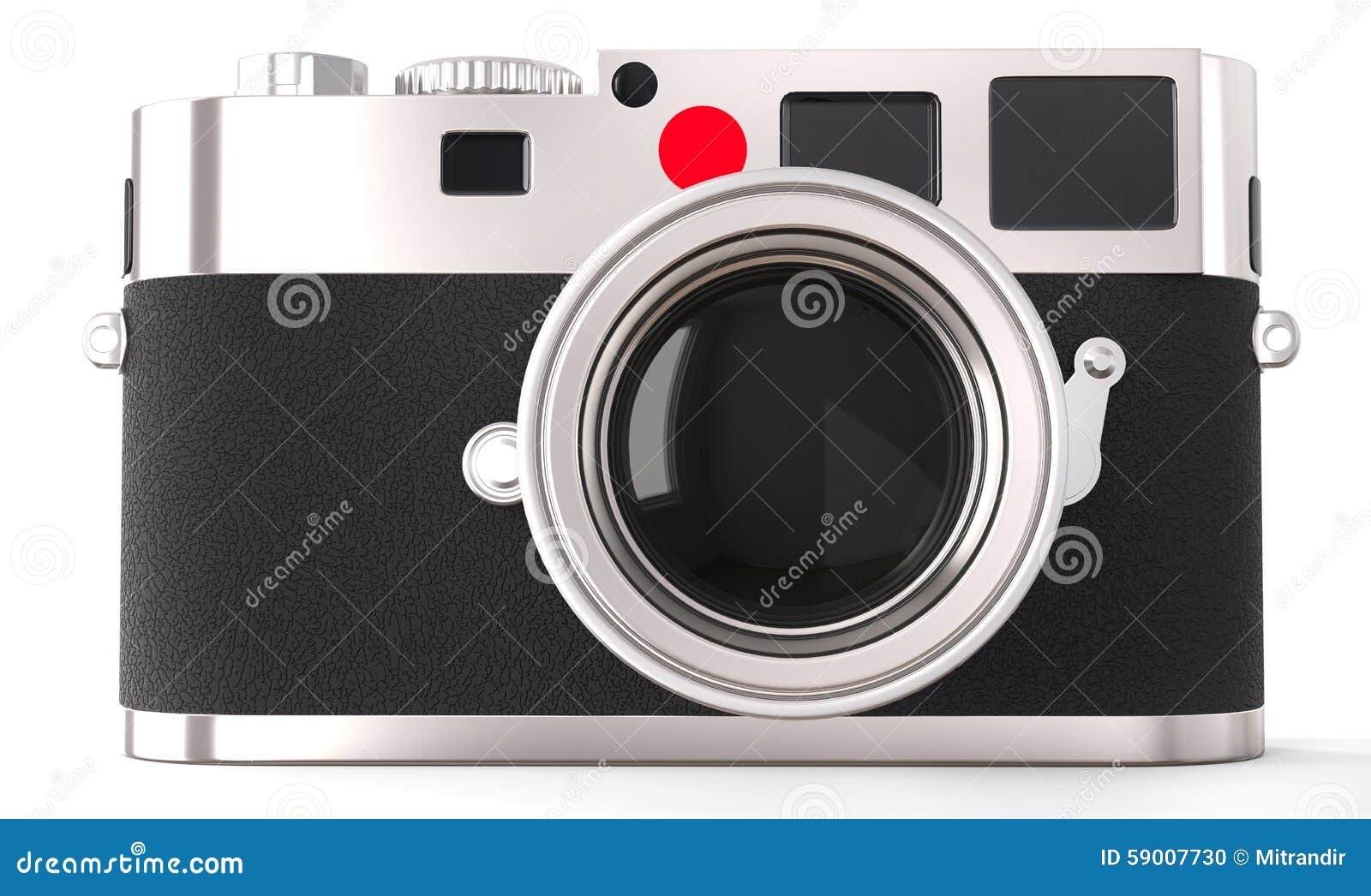 appareil photo num rique de style de vintage photo stock image 59007730. Black Bedroom Furniture Sets. Home Design Ideas