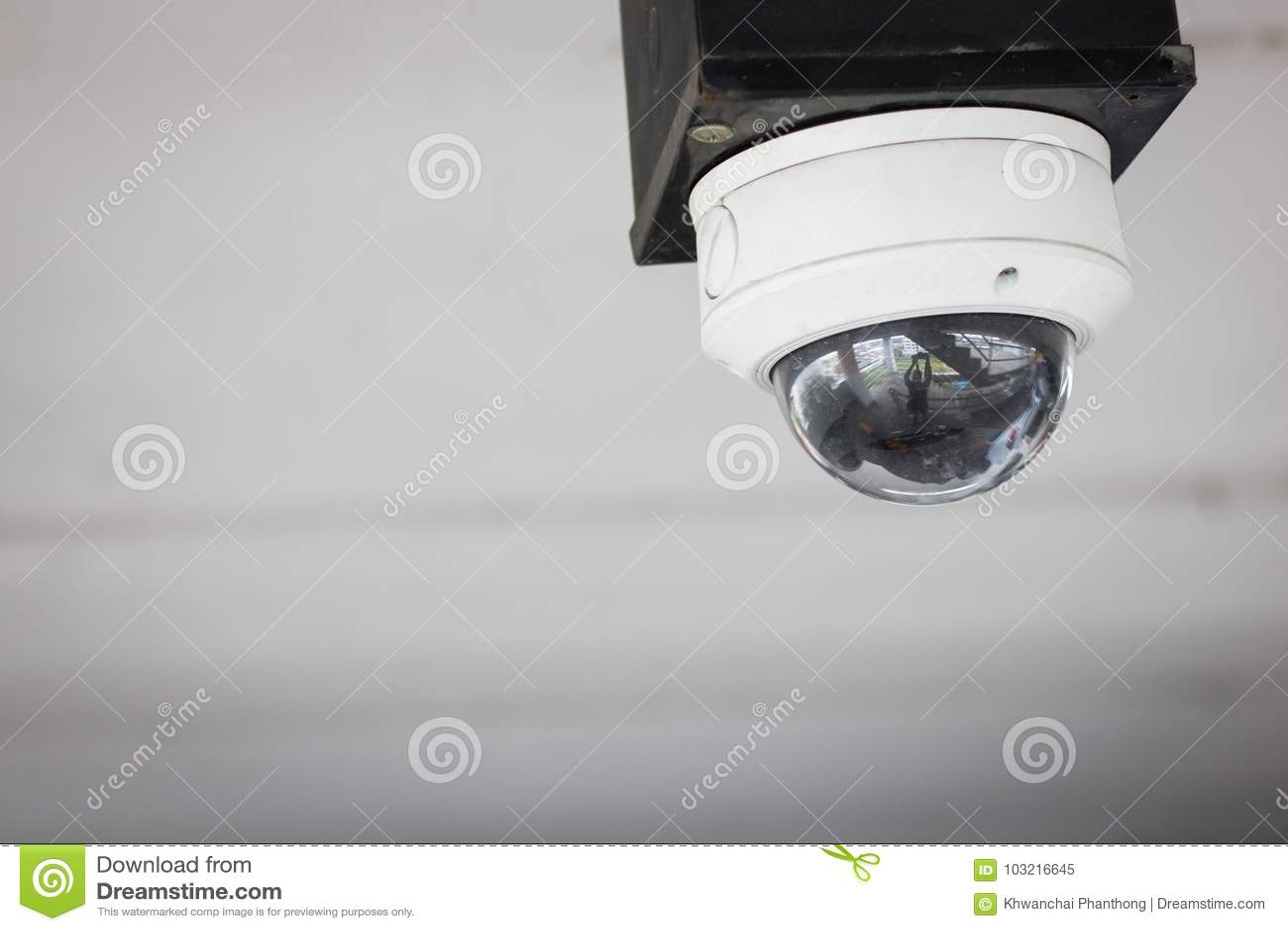 Appareil-photo ou surveillance s de télévision en circuit fermé de télévision en circuit fermé, de sécurité