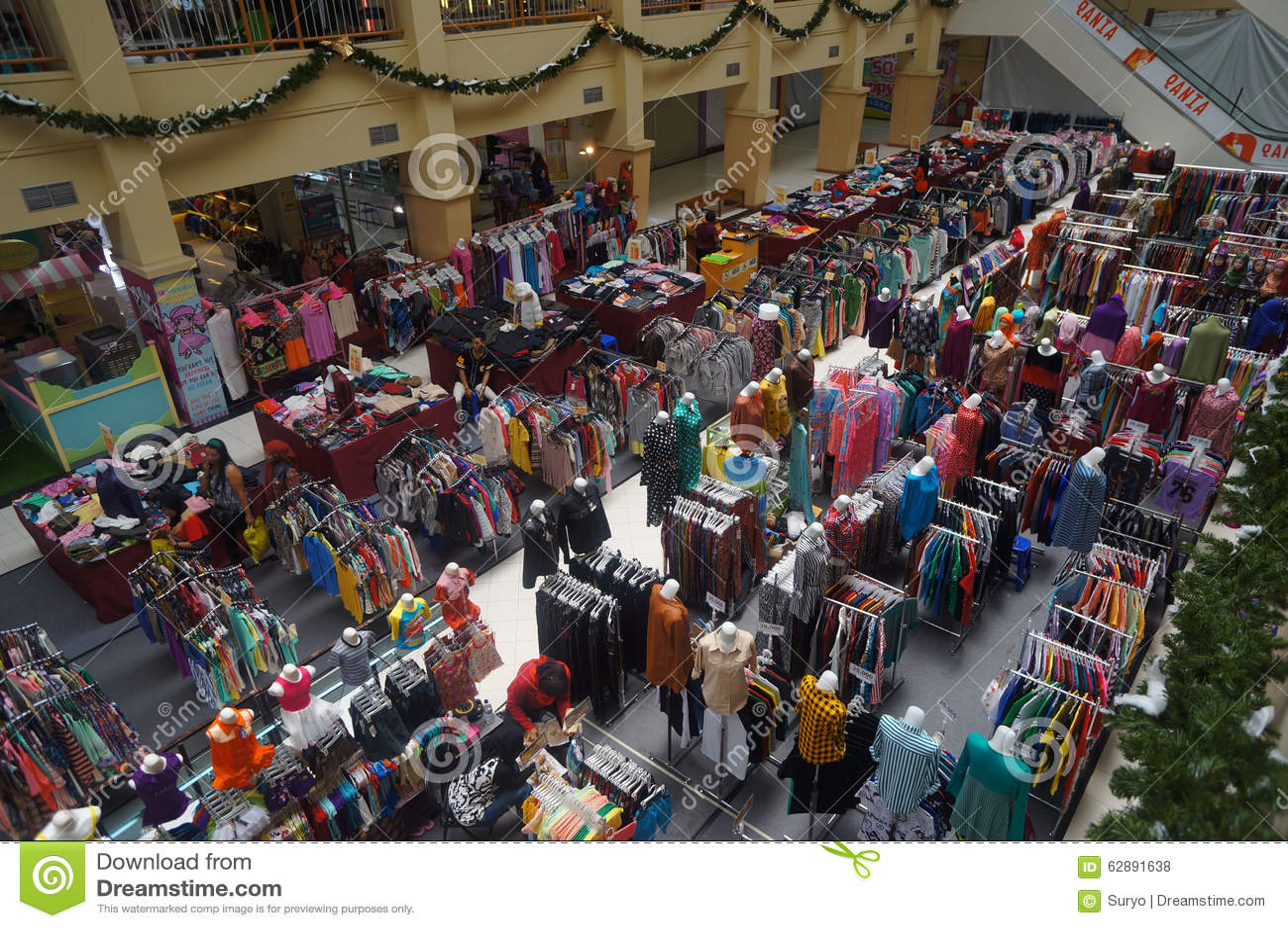 Apparel bazar editorial stock photo  Image of retail - 62891638