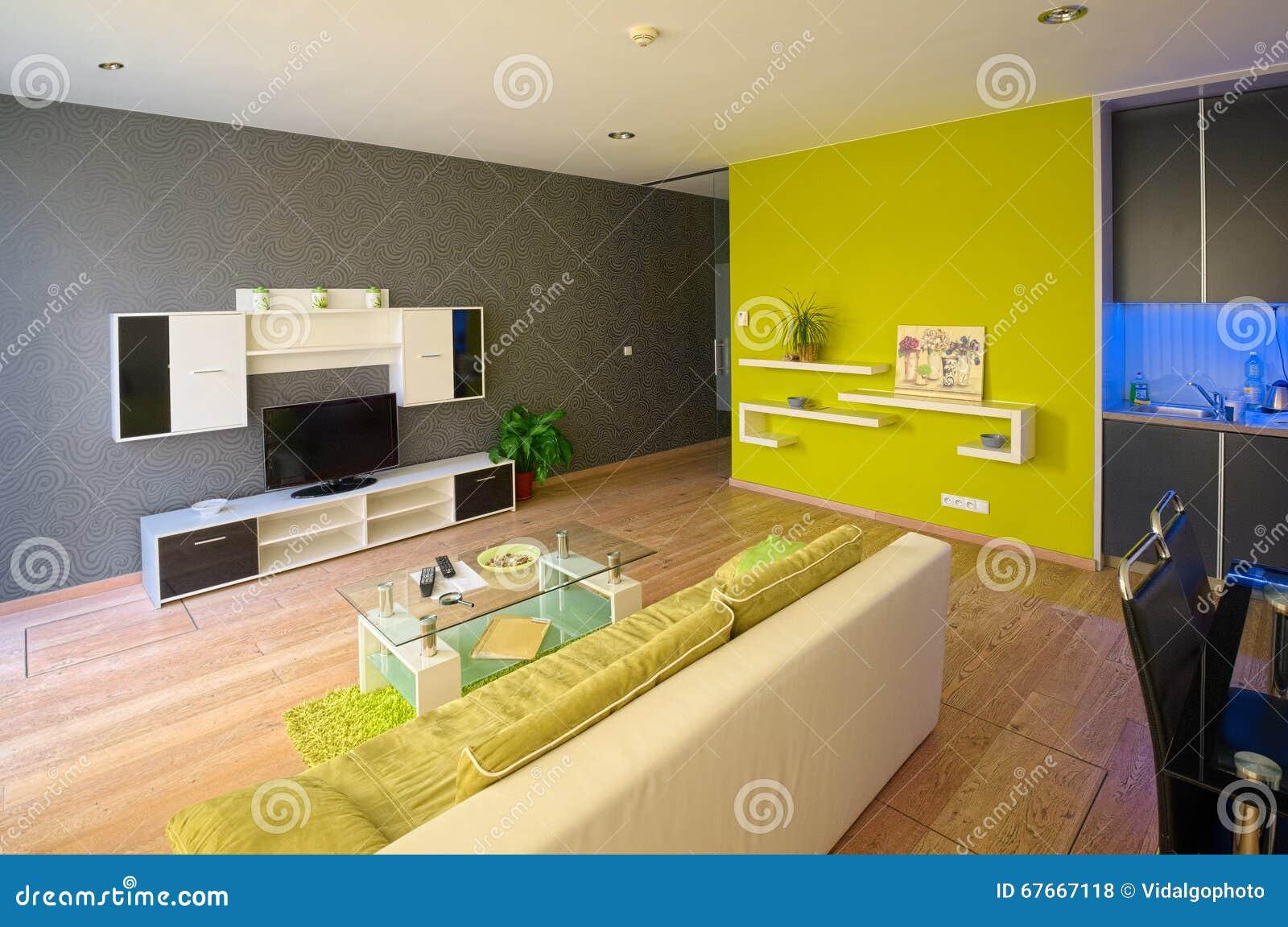 Appartamenti moderni fotografia stock immagine di for Appartamenti moderni foto