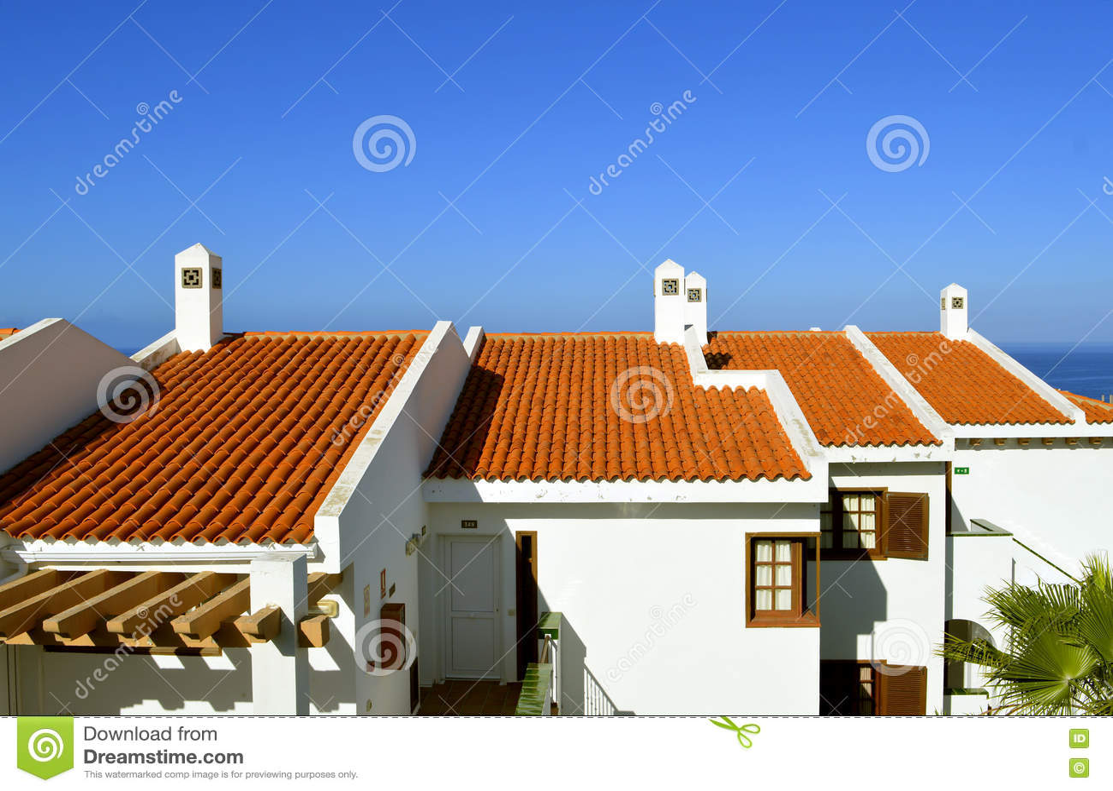 Appartamenti moderni di callao salvaje immagine stock for Immagini appartamenti moderni