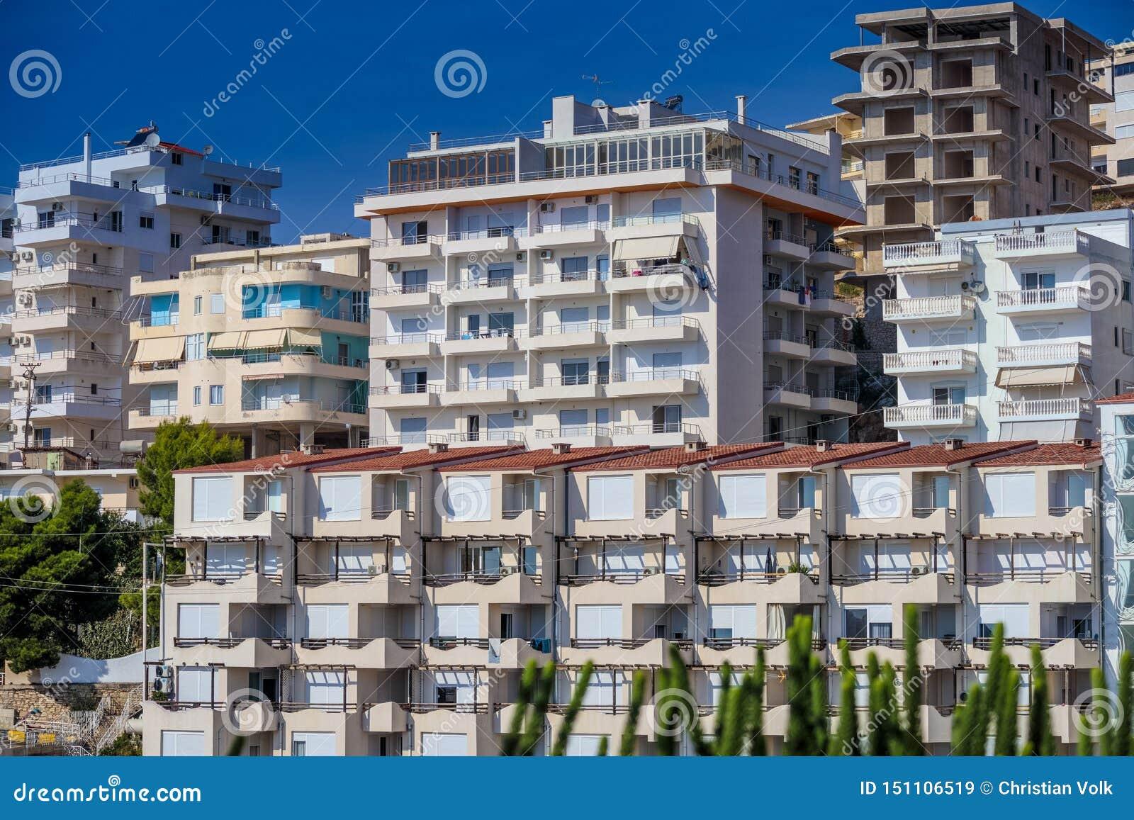 Appartements d hôtel dans Saranda, Albanie