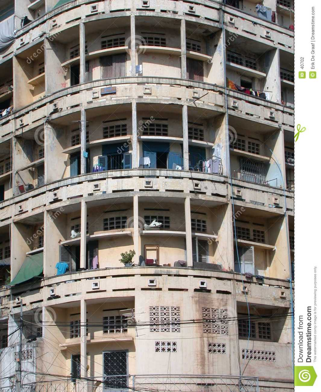 Appartments in Phnom Penh 1