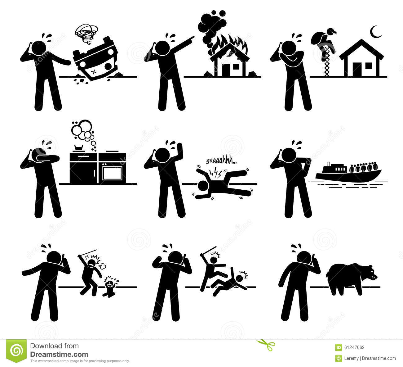 Person Thinking Stick Figure additionally Retro furthermore Eyes Clipart Scared also  moreover Cartoon 266213. on scared woman cartoon clip art