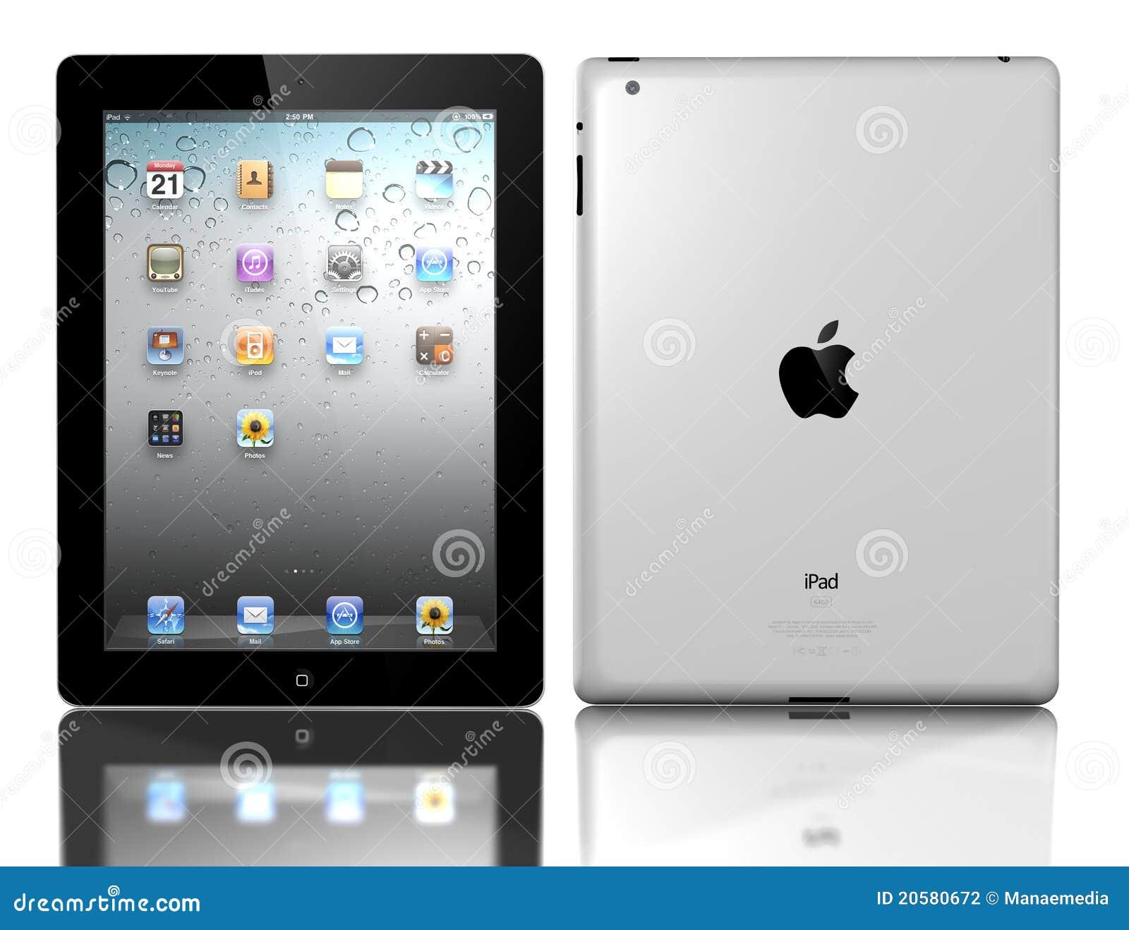 Appel iPad 3