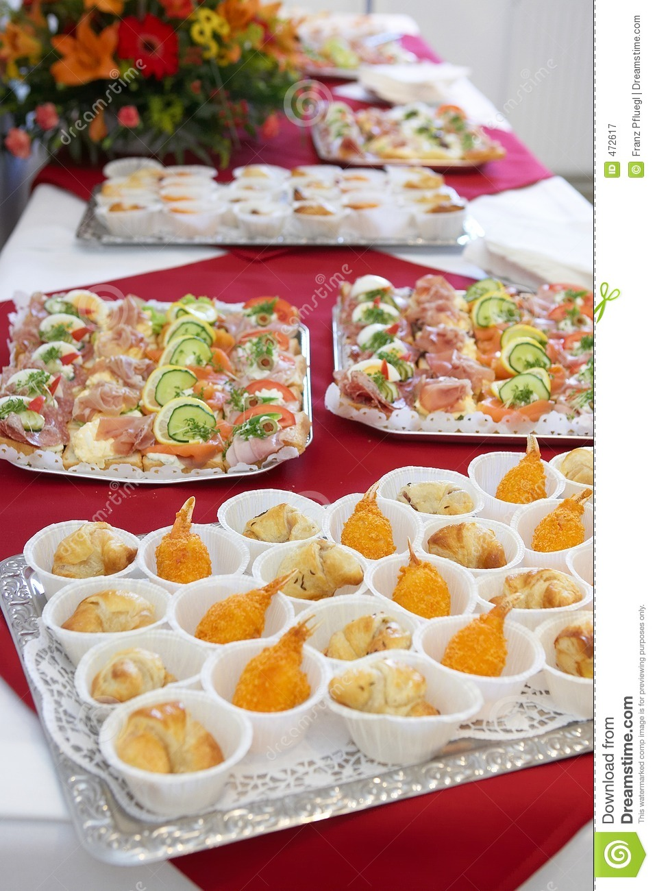 Download Appetizers - Appettithappen Stock Image - Image of speisen, essen: 472617