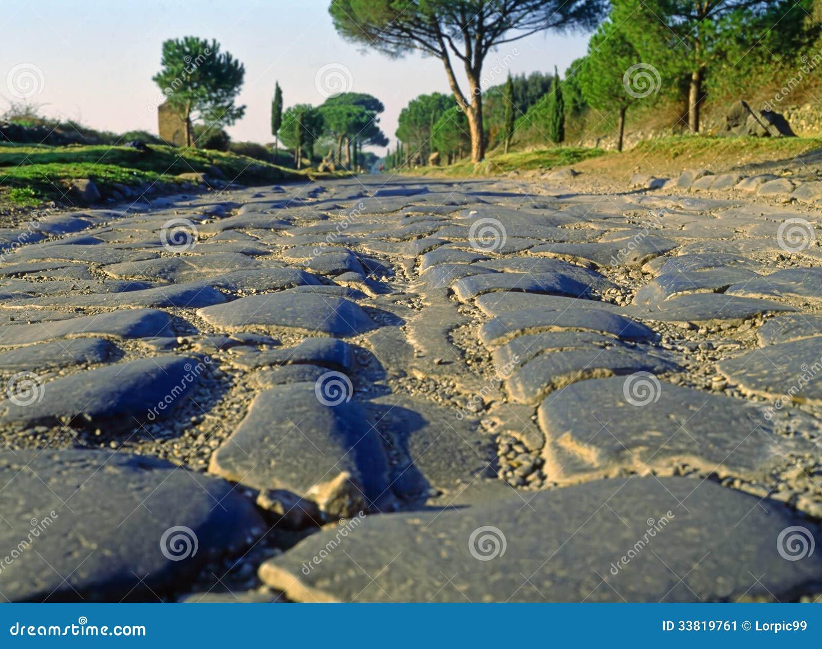 Appian sposób, Rzym