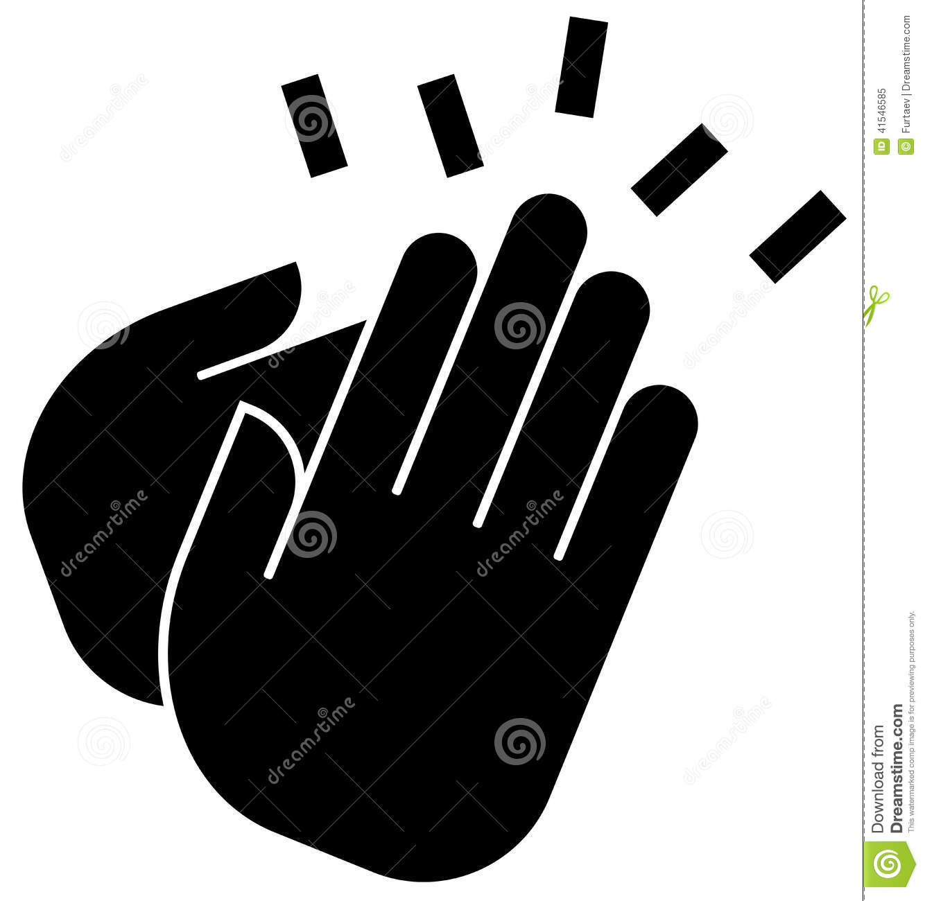 Clapping Stock Illustrations – 499 Clapping Stock Illustrations ...
