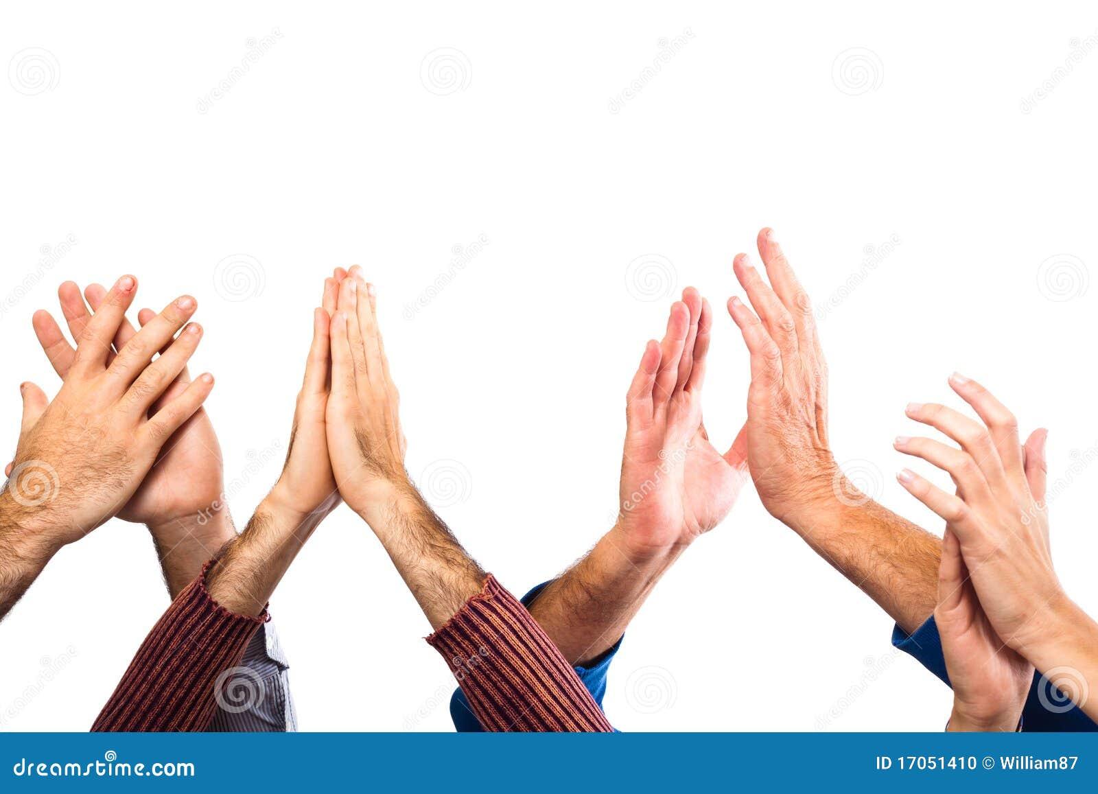 Applauso di mani