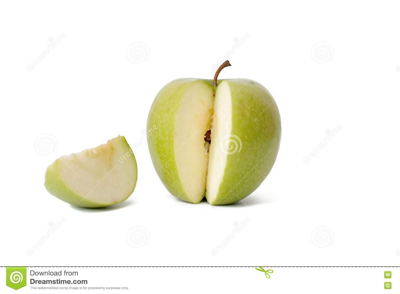 how to cut the skin off an apple