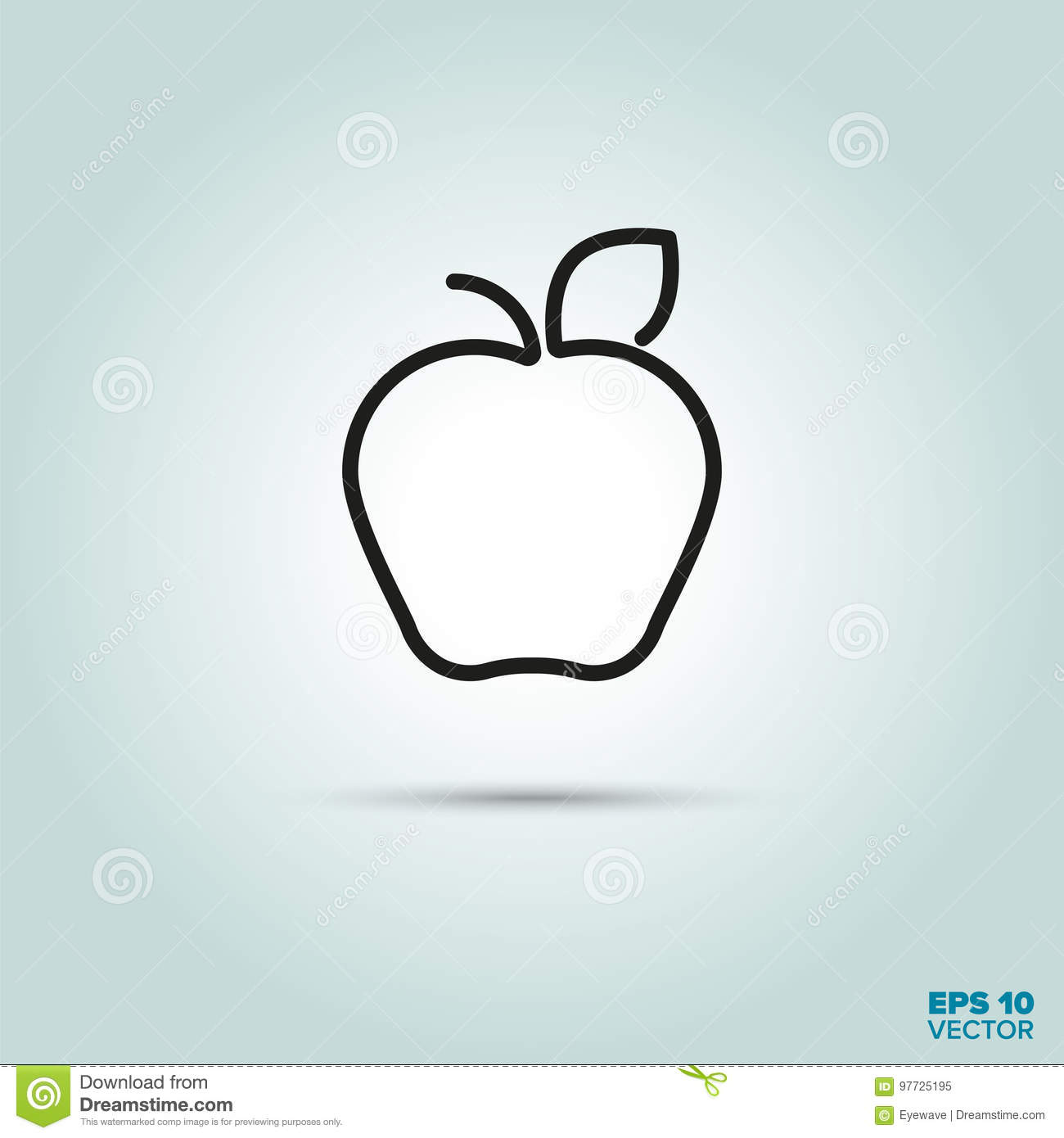 Apple allinea l icona