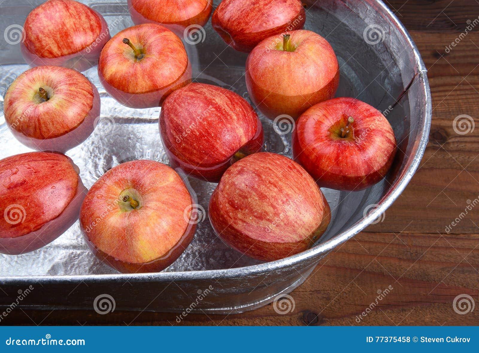 Apple Bobbing Tub