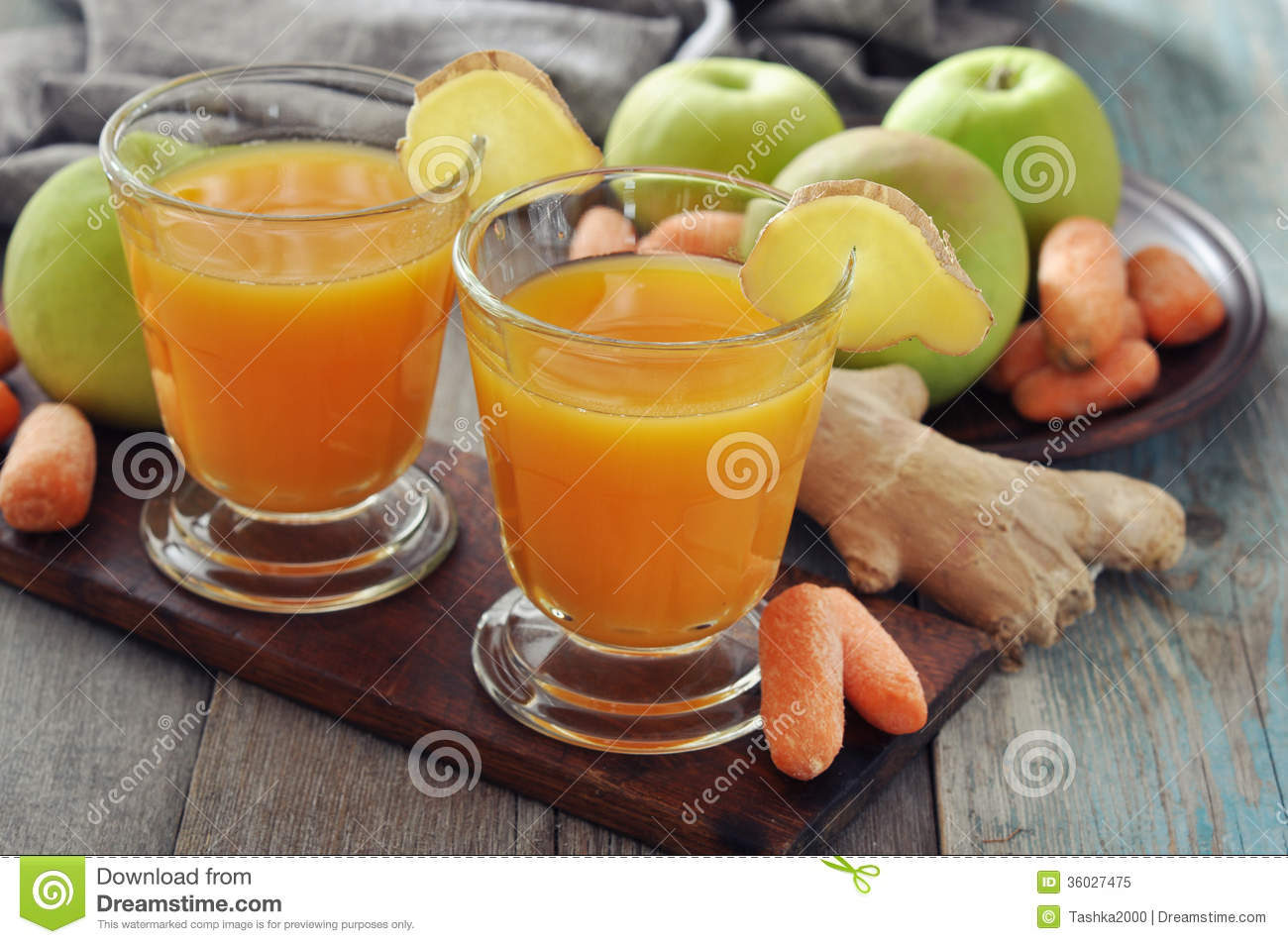 how to make ginger juice from fresh ginger