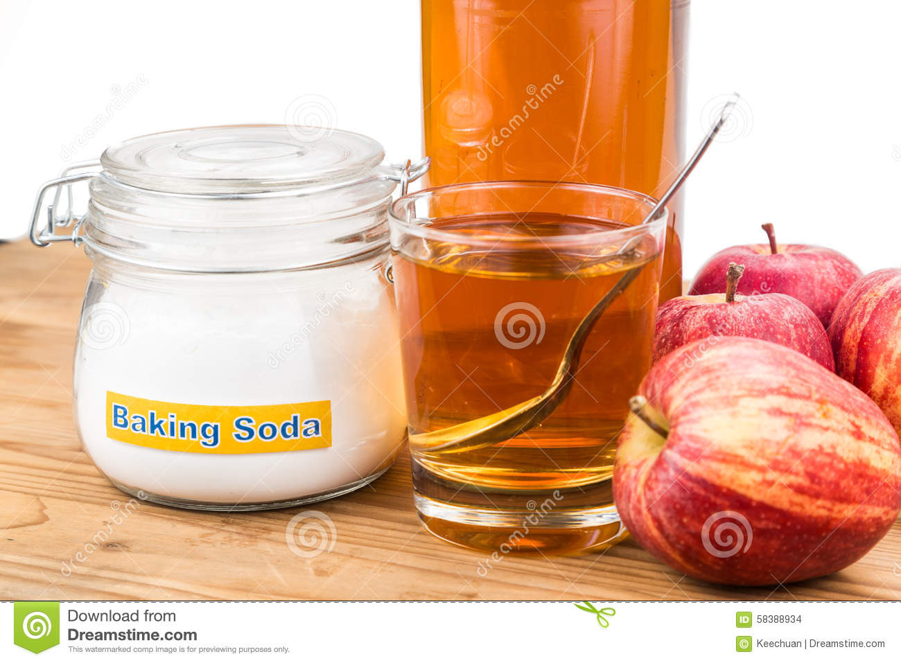 how to drink baking soda for reflux
