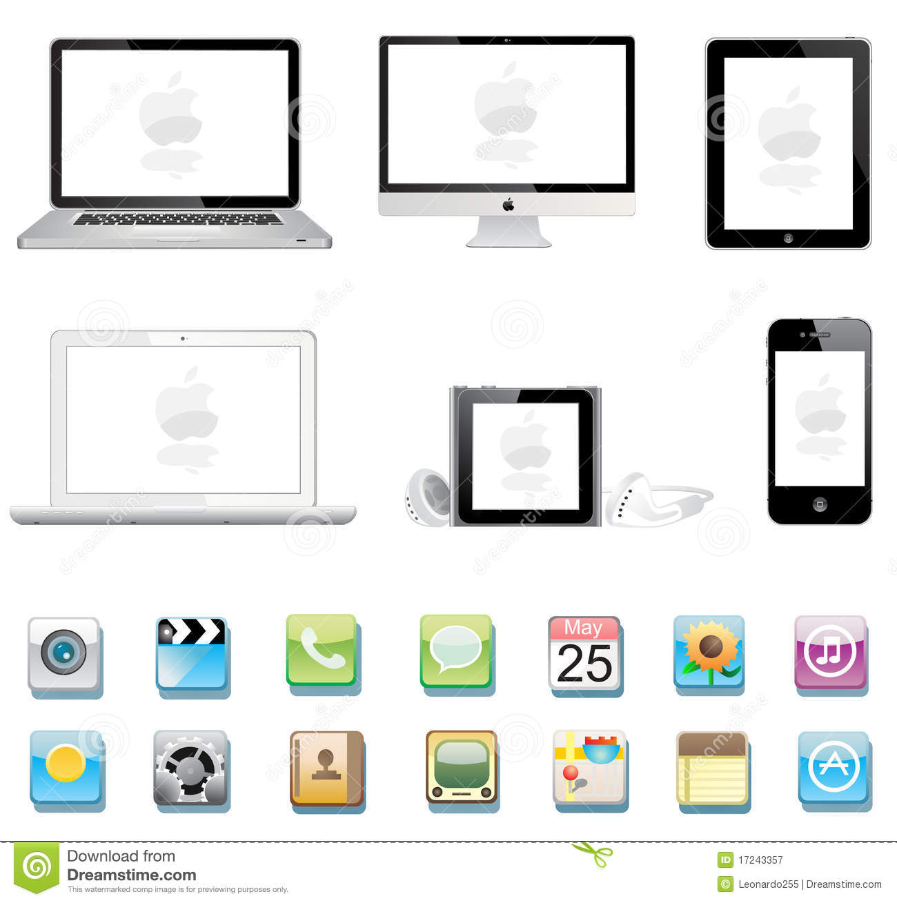 Apple colection