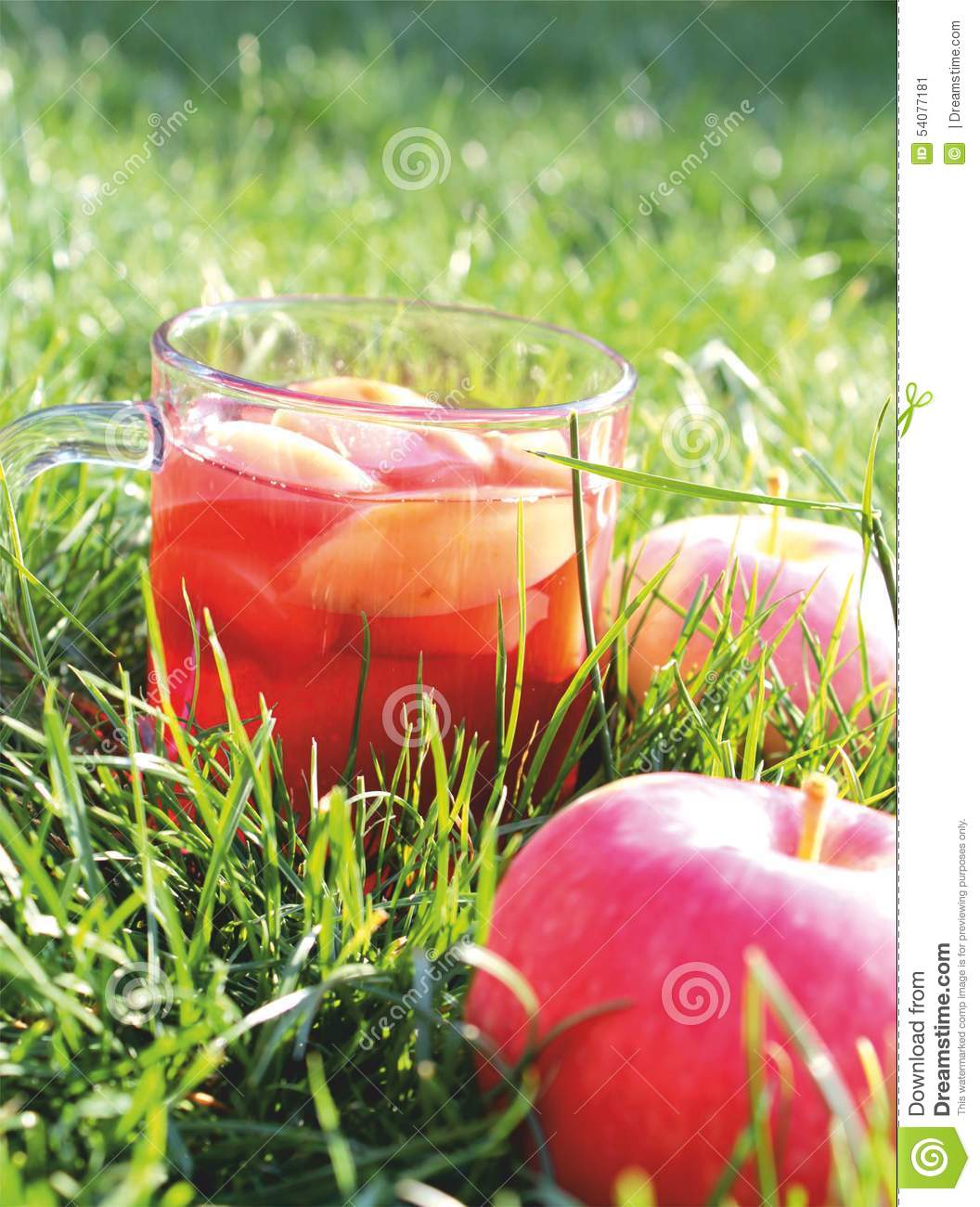 Apple-compote
