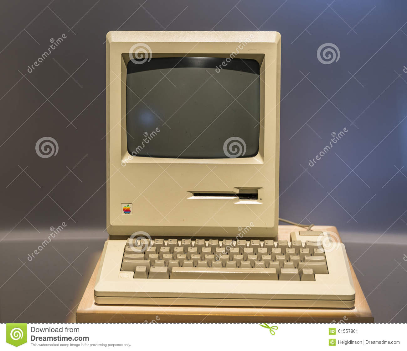 Apple computer (old)