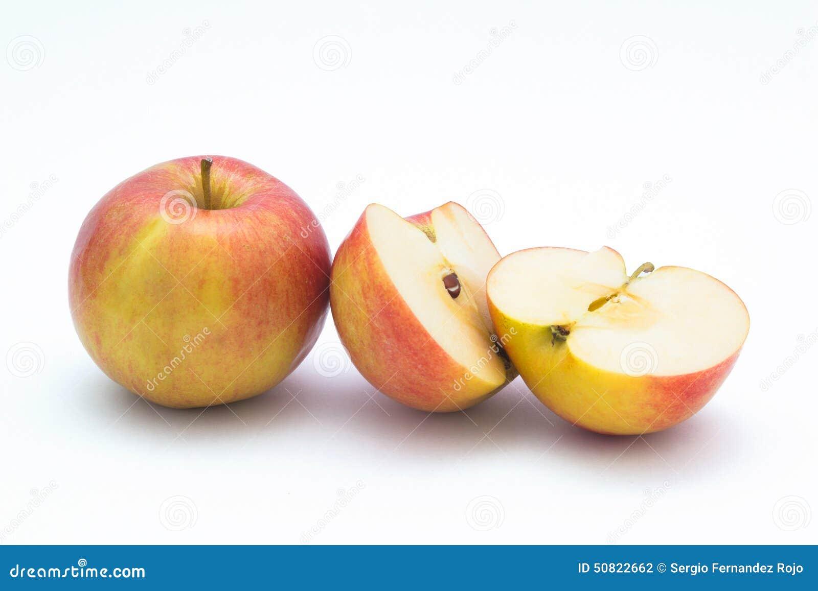 Apple cortó adentro a medias