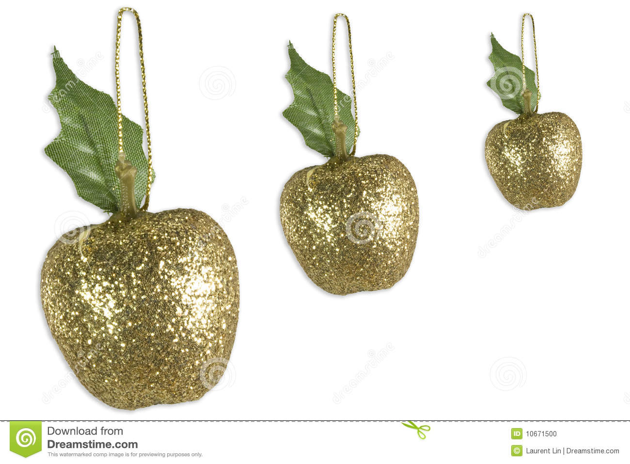 Apple decoration stock photo image 10671500 for Apple decoration