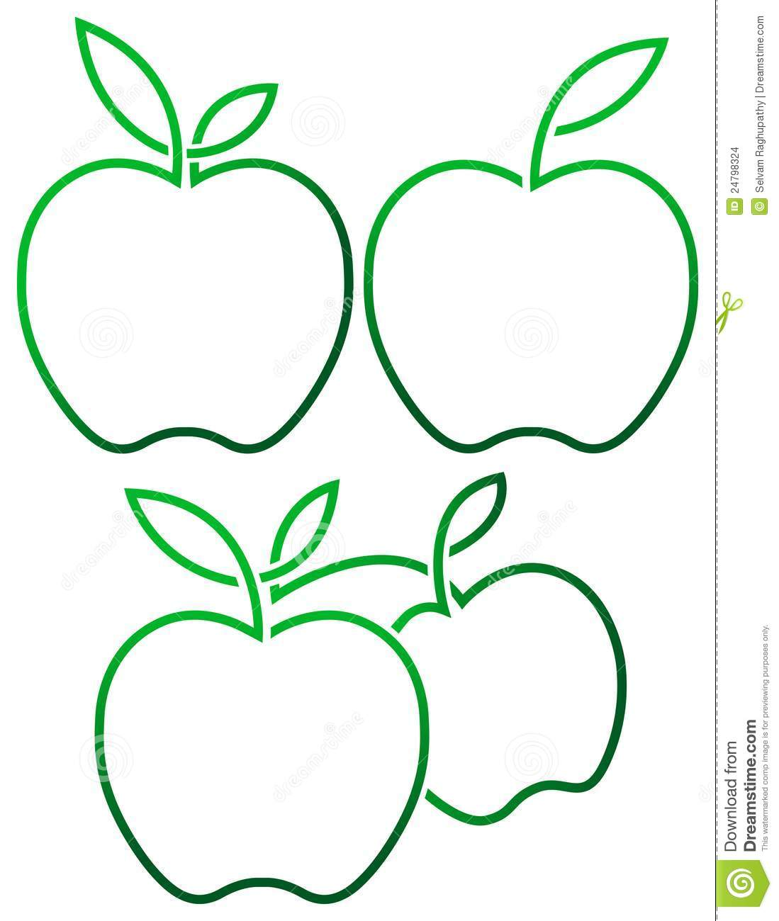 Apple Designs Stock Images Image 24798324