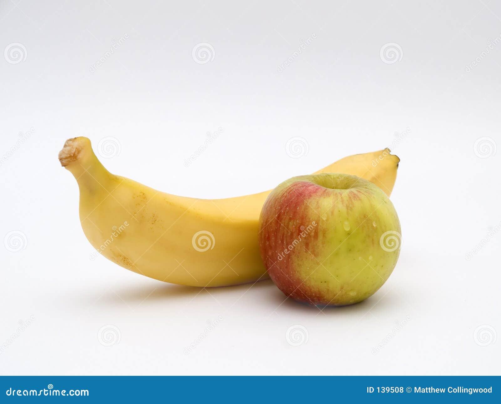 Apple e Bananna