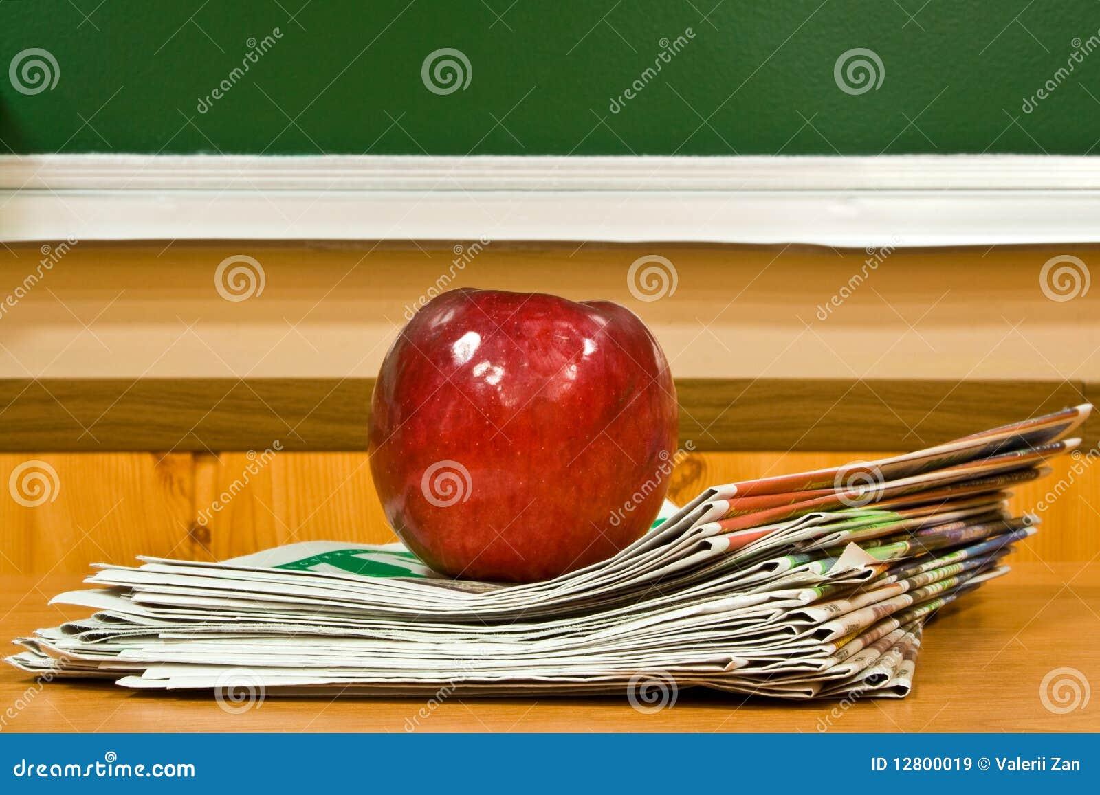 Apple e jornais